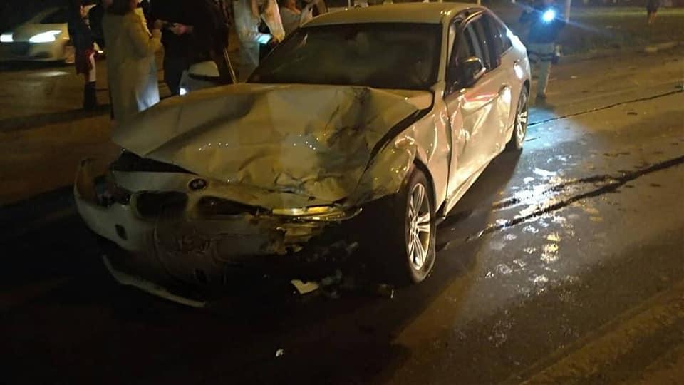 Acidente deixa cinco feridos na BR-470 em Rio do Sul