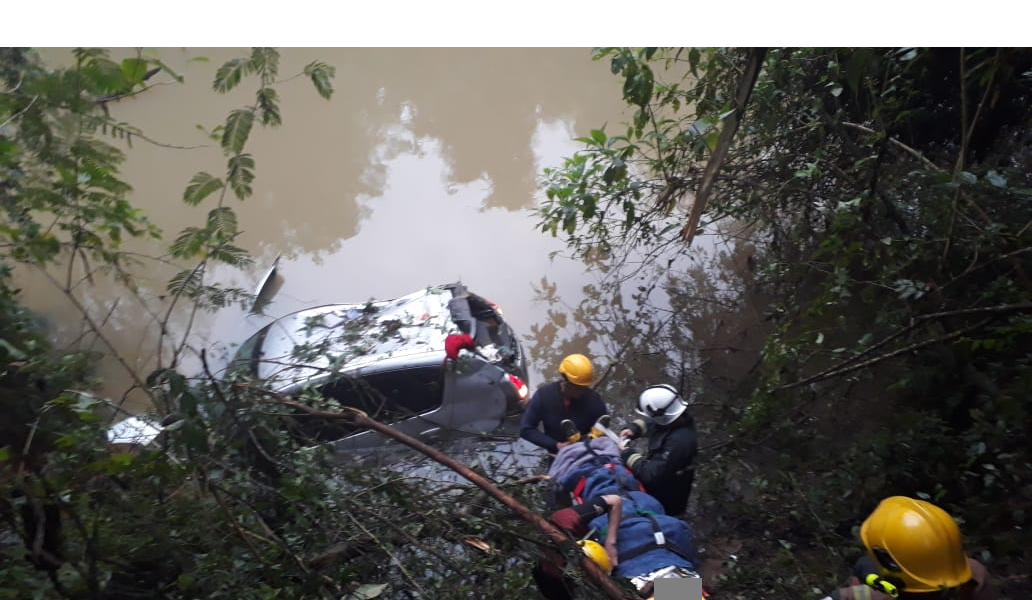 Bombeiros Voluntários de Presidente Getúlio registram aumento no número de atendimentos emergenciais