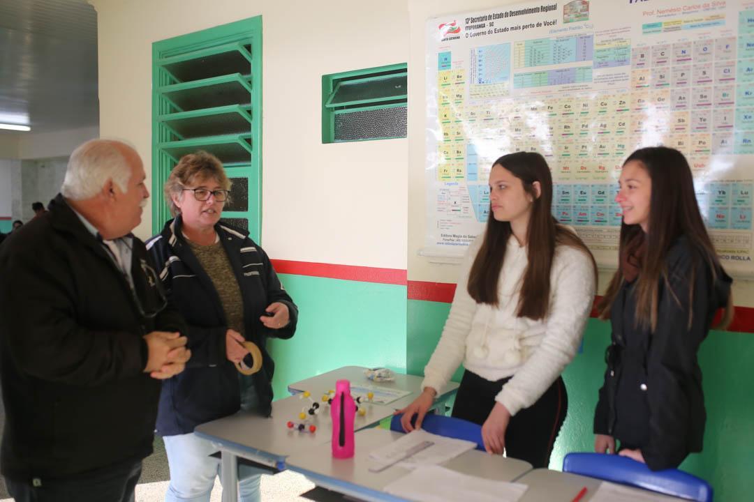 XVII Feira Municipal de Matemática e de Ciências é realizada em Atalanta