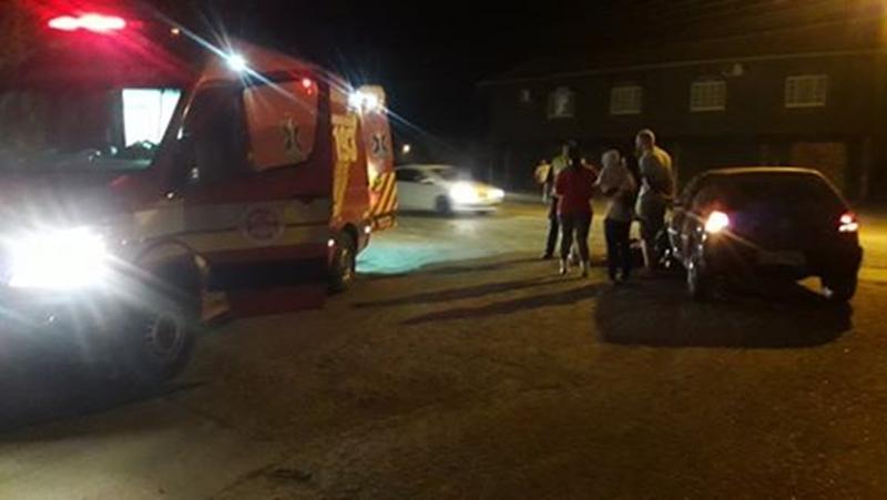 Acidente entre carro e bicicleta é registrado em Agrolândia