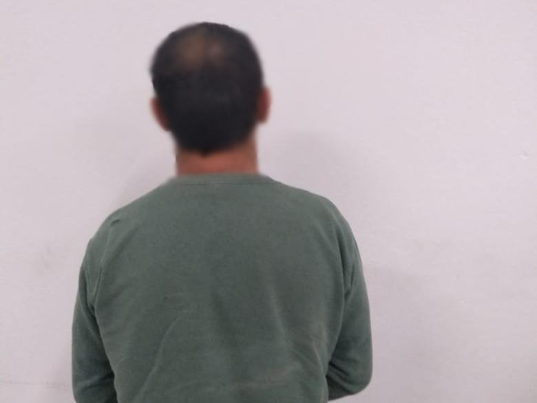 Agrolândia: Polícia Militar cumpre mandado de prisão contra homem por estupro de vulnerável