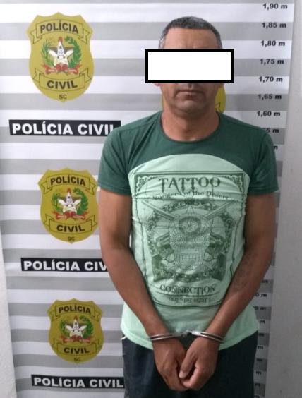 Polícia Civil de Trombudo Central cumpre Mandado de Prisão