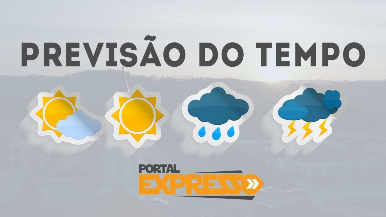Terça-feira terá tempo seco e sol com nuvens em Santa Catarina