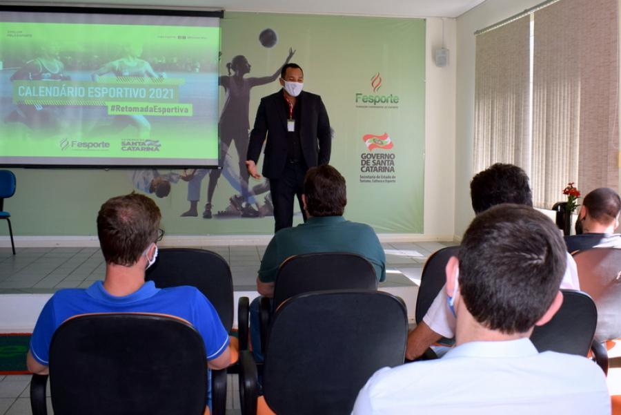 Parajasc em Rio do Sul será realizado em setembro de 2021