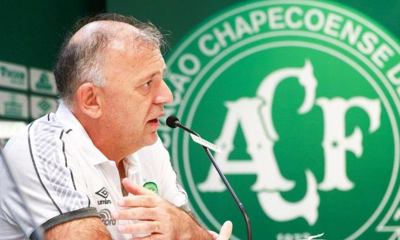 Paulo Magro, presidente da Chapecoense, morre vítima da covid-19