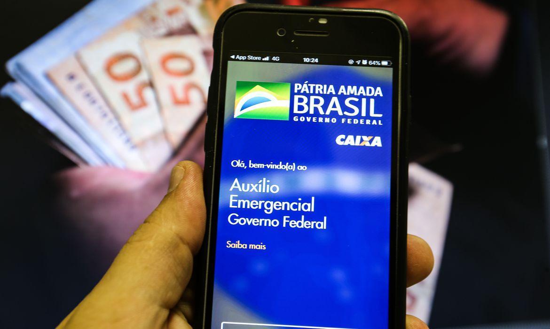 Consulta sobre auxílio emergencial pode ser feita a partir de hoje